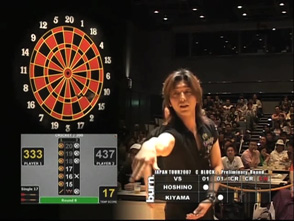 burn. JAPANTOUR2007 #13 予選Cブロック 星野 光正 vs 木山 幸彦