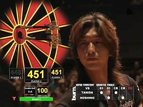 burn. JAPANTOUR2007 #24 決勝トーナメント 星野 光正 vs 谷田 孝夫