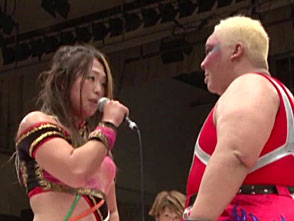 OZアカデミー 女子プロレス 「201312.8 後楽園ホール大会」 第4試合〜第6試合