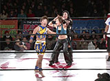 OZアカデミー 女子プロレス 「THE WIZARD OF OZ 2014」1.12新宿FACE 第1試合〜第3試合