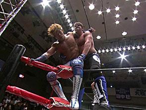 ファイティングエンターテインメント WRESTLE-1 11.16 後楽園ホール TNA世界ヘビー級選手権試合 60分1本勝負