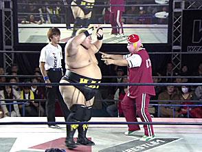 ファイティングエンターテインメント WRESTLE-1 12.1 博多スターレーン 第1試合〜第3試合