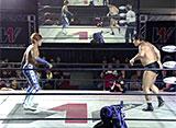 ファイティングエンターテインメント WRESTLE-1 12.1 博多スターレーン 第9試合