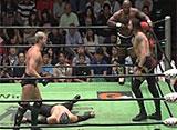 プロレスリング NOAH 2015年9月22日 後楽園ホール 第6試合 鈴木軍 vs NOAH