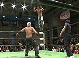 プロレスリング NOAH 2015年9月22日 後楽園ホール セミファイナル 第7試合 鈴木軍 vs NOAH