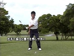 江連忠のビルドアップ・コーチング「オンプレーン・ゴルフスウィングの真実」 基本