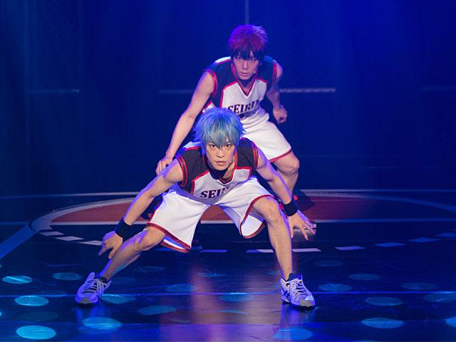 舞台 黒子のバスケ OVER-DRIVE