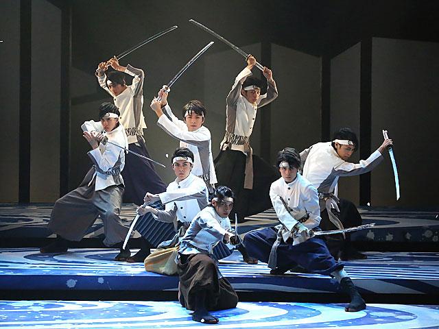 舞台「もののふ白き虎−幕末、「誠」に憧れ、白虎と呼ばれた若者達−」