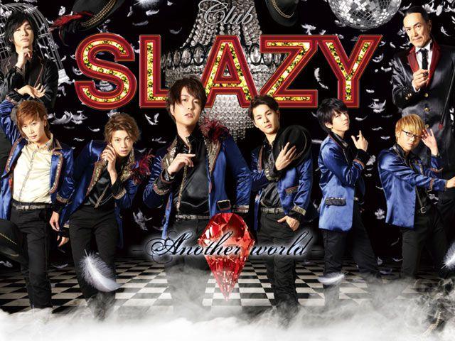 Club SLAZY ?Another world?