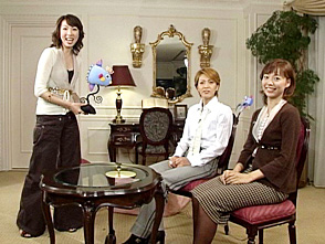 JURIのおじゃまんぼうセンサー!!「安蘭けい・遠野あすか」