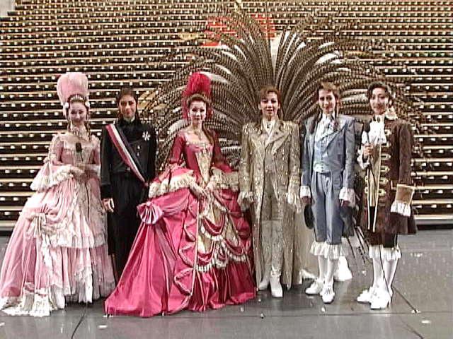 TAKARAZUKA NEWS Pick Up #168「月組宝塚大劇場公演『THE SCARLET PIMPERNEL』舞台レポート