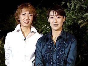 スカイ・ステージ・トーク「安蘭けい・汐美真帆」