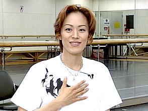 TAKARAZUKA NEWS プレイバック!「『ダンス!ダンス!ダンス!R−HATTER』蘭寿とむ×高翔みず希 インタビュー」〜2005年7月より〜