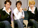 スカイ・ステージ・トーク Dream Time「水夏希、凰稀かなめ、緒月遠麻」