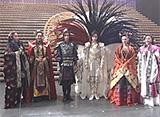 TAKARAZUKA NEWS Pick Up #108「花組宝塚大劇場公演『太王四神記』舞台レポート」