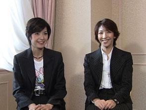 TAKARAZUKA NEWS プレイバック!「月組『エリザベート』制作発表会」〜2004年10月より〜