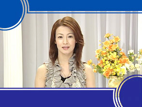 TAKARAZUKA NEWS プレイバック!「タカラジェンヌえとせとら「檀れい」」〜2004年10月より〜