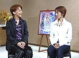 TAKARAZUKA NEWS プレイバック!「水夏希&霧矢大夢 花組公演特別出演インタビュー」〜2004年9月より〜