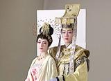 TAKARAZUKA NEWS プレイバック!「星組公演『花舞う長安』ポスター撮影風景」〜2004年9月より〜
