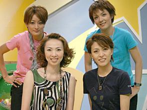 サンスターVO5 presents JURIのどんだけGOGO5!? 「安蘭けい・綺華れい・和涼華」