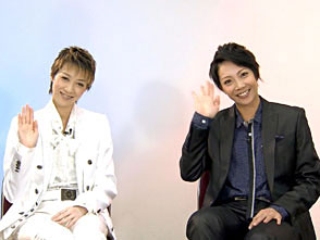 TAKARAZUKA NEWS Pick Up #328「柚希礼音×凰稀かなめ『ベルサイユのばら』トーク」〜2013年5月より〜