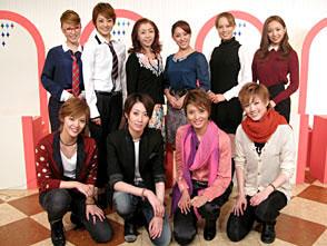 開局11周年記念番組「スカイ・ステージクイズ 雪組編」