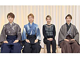 TAKARAZUKA NEWS Pick Up #344「月組全国ツアー公演『JIN−仁−』『Fantastic Energy!』稽古場レポート」〜2013年11月より〜