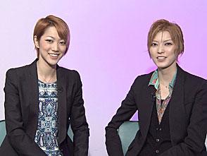 TAKARAZUKA NEWS Pick Up #348「朝夏まなと×七海ひろき『風と共に去りぬ』トーク」〜2013年11月より〜