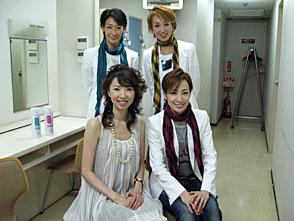 サンスターVO5 presents JURIのやっぱりGOGO5!? 「真飛聖・愛音羽麗・未涼亜希」
