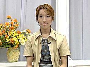 TAKARAZUKA NEWS プレイバック!「スター@らんだむ「水夏希」」〜2003年8月より〜