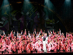 【サンプル】STAGE Pick Up from『Mr. Swing!』