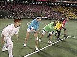 100メートル競走〜「宝塚歌劇80周年記念大運動会」より