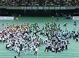 玉入れ、各組主演コンビコメント〜「宝塚歌劇90周年記念大運動会」より