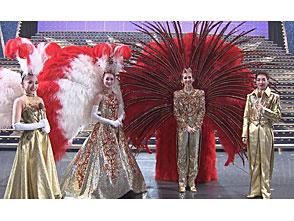 TAKARAZUKA NEWS Pick Up #394「月組宝塚大劇場公演『PUCK』『CRYSTAL TAKARAZUKA−イメージの結晶−』突撃レポート」〜2014年10月より〜