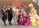 TAKARAZUKA NEWS Pick Up #88「星組宝塚大劇場公演『THE SCARLET PIMPERNEL』舞台レポート」