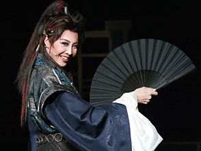 【サンプル】『怪盗楚留香外伝−花盗人−』('13年星組・台湾・千秋楽)