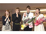 TAKARAZUKA NEWS Pick Up 「らぶCALL 柚希礼音・夢咲ねね」〜2015年5月より〜