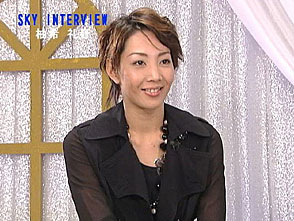 TAKARAZUKA NEWS Pick Up「SKY INTERVIEW 柚希礼音」〜2006年10月より〜