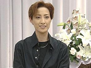 TAKARAZUKA NEWS Pick Up「スター@らんだむ 専科 轟悠」〜2003年7月より〜
