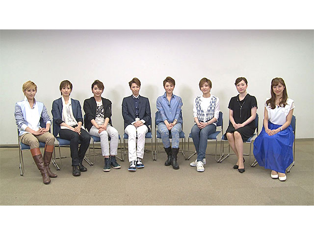 TAKARAZUKA NEWS Pick Up「花組公演『ME AND MY GIRL』役替わりトーク」〜2016年6月より〜