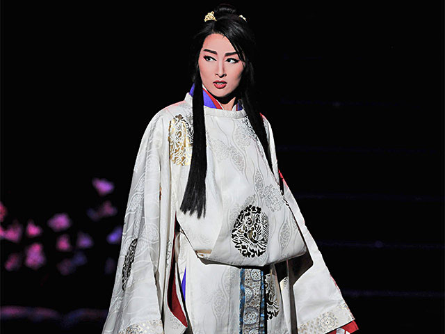月雲の皇子−衣通姫伝説より−('13年月組・バウ・千秋楽)