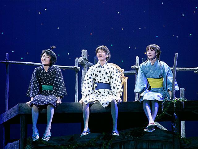 ミュージック・クリップ「星逢一夜」〜雪組『星逢一夜』より〜