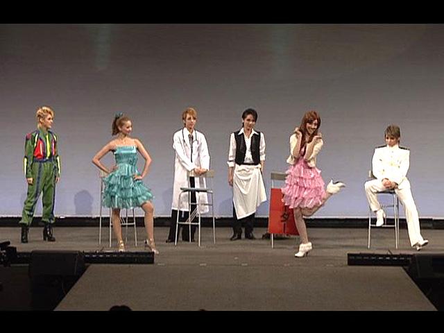 「オープニングムービー特別ドラマ」〜紅5コンサートより〜