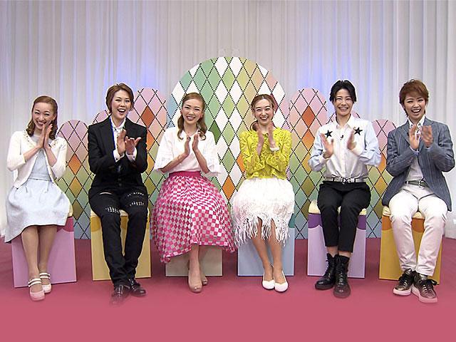 ぽっぷ あっぷ Time#55 星組公演『THE SCARLET PIMPERNEL』