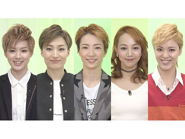 TAKARAZUKA NEWS Pick Up「着ムービー〜雪組編〜」