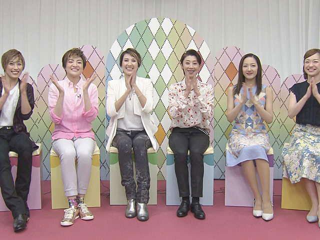 ぽっぷ あっぷ Time#57 花組公演『邪馬台国の風』『Sante!!』