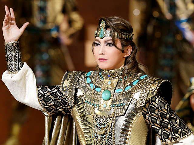 王家に捧ぐ歌−オペラ「アイーダ」より−('16年宙組・博多座・千秋楽)