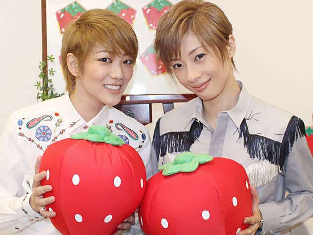TAKARAZUKA NEWS Pick Up「15th ICHIGO-ICHIE 明日海りお×七海ひろき」