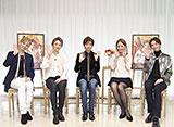 NOW ON STAGE 花組宝塚大劇場・東京宝塚劇場公演『雪華抄』『金色の砂漠』