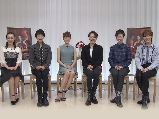 NOW ON STAGE 雪組KAAT神奈川芸術劇場・シアター・ドラマシティ公演『ドン・ジュアン』